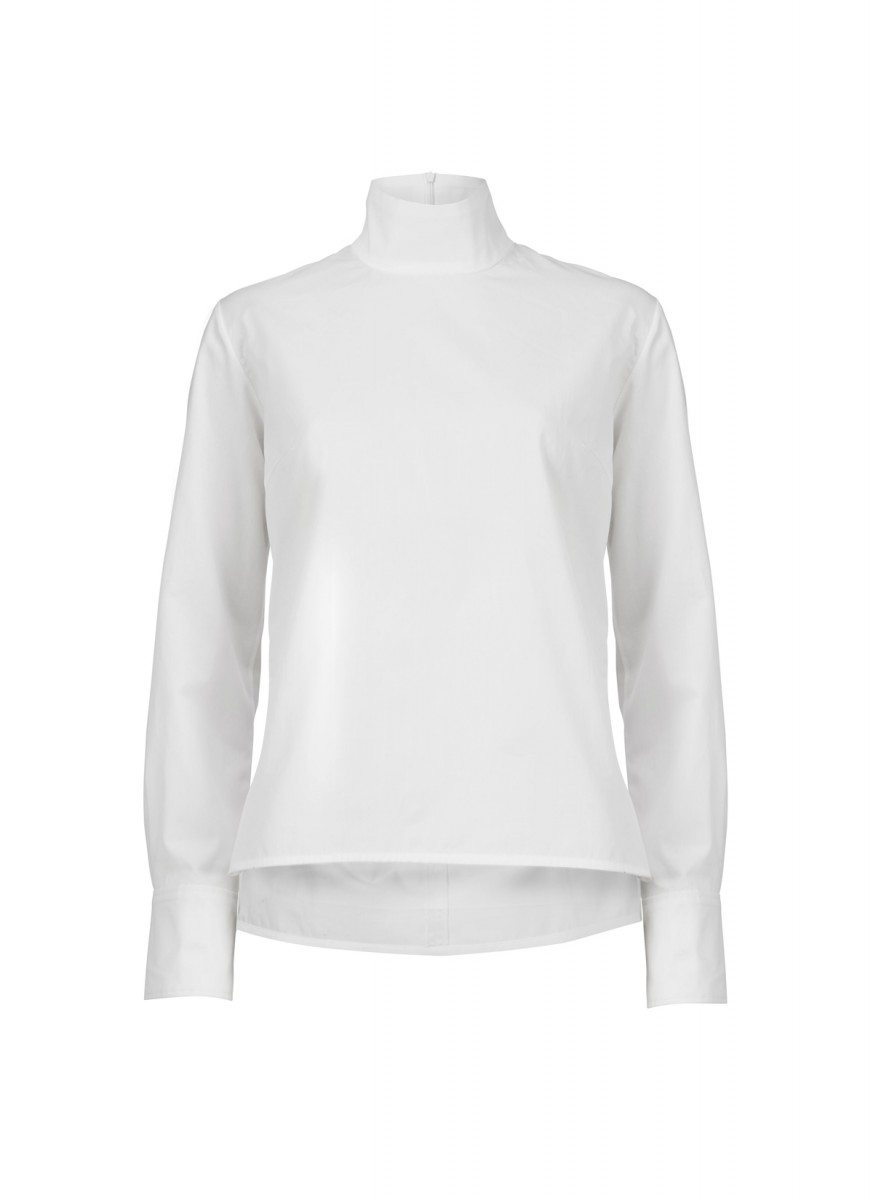Liese shirt white