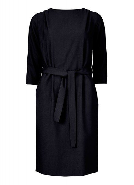 Milla dress – midnight