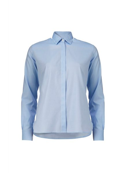 Essential shirt – light blue