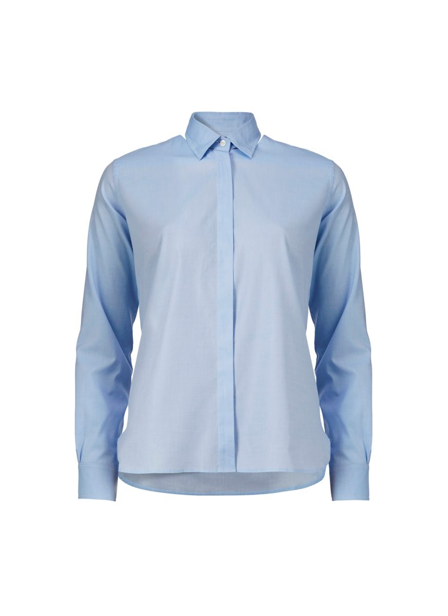 Essential shirt light blue