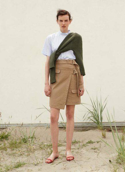 Diya Skirt Sand