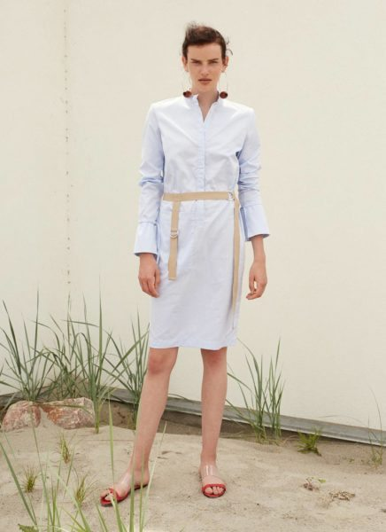 Moyo Dress Light blue