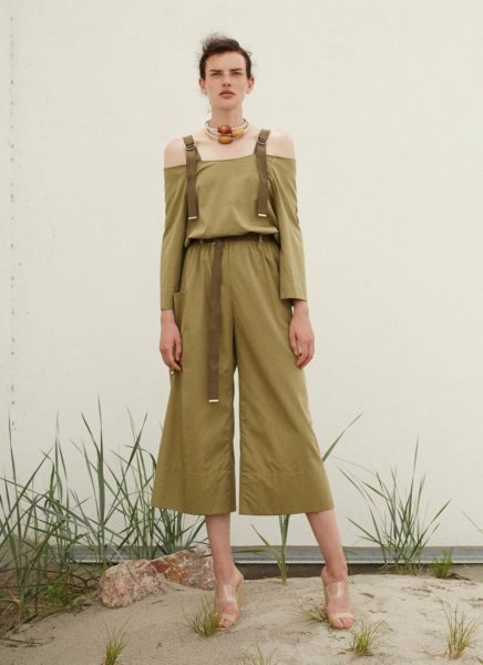 Savannah Jumpsuit Grass