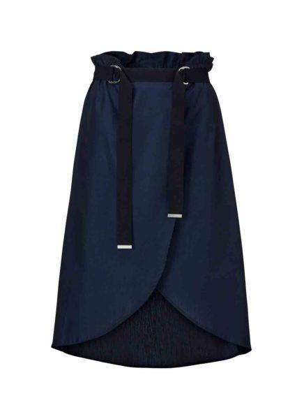 Delu Skirt Dark Blue