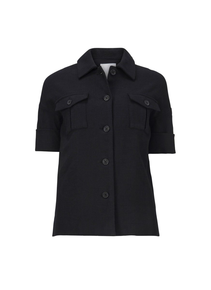 Eryl Shirt Black