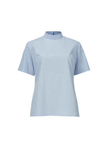 Eva Blouse Light Blue