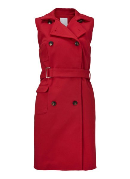 Mount Dress Scarlet Red