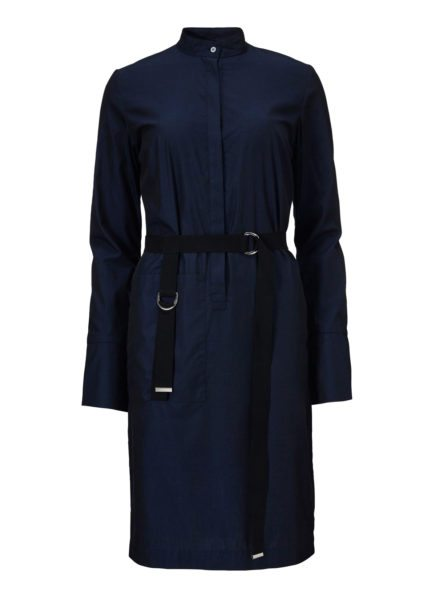 Moyo Dress Dark Blue