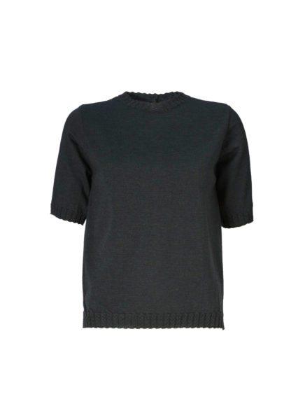 Stein knit blouse