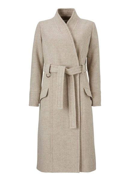 Aggy Coat Multiple Blonde