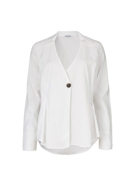 Ella shirt White