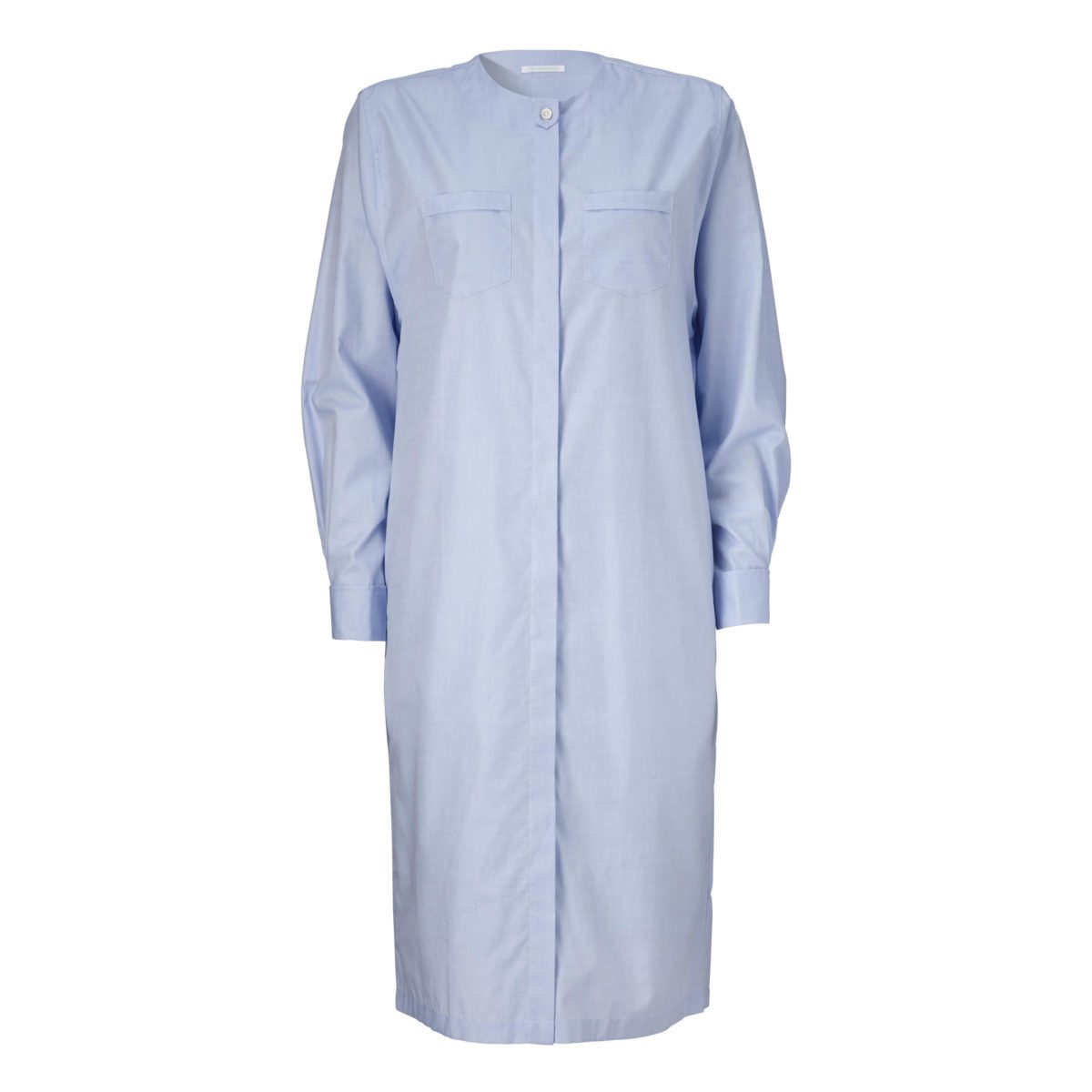 Escher_Shirt_Dress_Light_Blue